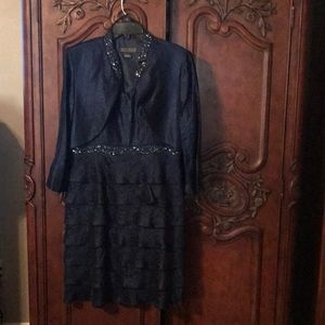 Cocktail dress and Jacket